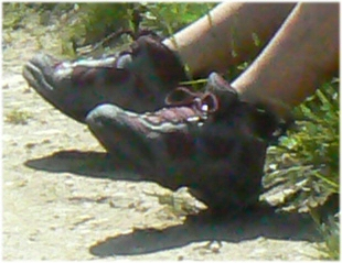 chaussures rando!