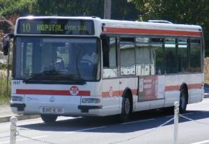 Autobus TCL